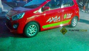Malaysia - Perodua Axia budget hatchback delivers 21.6 km/l