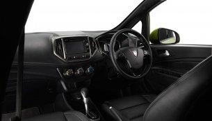 Malaysia - Proton Iriz (P2-30A) global compact car's interior and engine details revealed