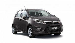 Malaysia - Proton Iriz global hatchback launched at INR 7.99 lakhs