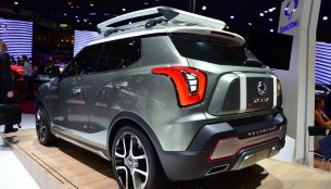 Report - Ssangyong X100 compact SUV to launch in Korea in Jan 2015