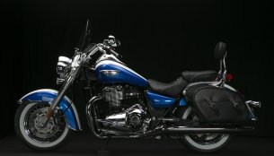IAB Report - Triumph Thunderbird LT launched in India at INR 15.75 lakhs