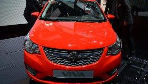 Vauxhall Viva - 2015 Geneva Live