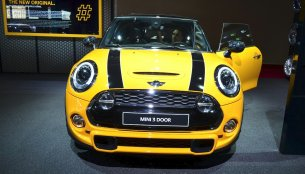 IAB Report - 2014 Mini (3- & 5-door) launching in India on November 19