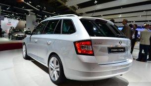 Not-for-India 2015 Skoda Fabia Combi enters production - Czech