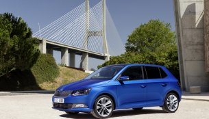 IAB Report - New images and details of the not-for-India 2015 Skoda Fabia revealed