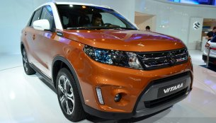 Suzuki Vitara compact SUV to launch in Argentina in September - Report