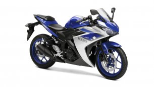 IAB Report - India-bound 2015 Yamaha YZF-R3 (KTM RC390 rival) revealed