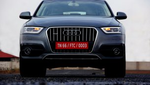 Review - Audi Q3 Dynamic with Drive Select