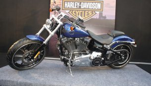 IAB Report - Harley Davidson Breakout launched in India at INR 16.28 lakhs