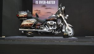 IAB Report - Harley Davidson CVO Limited launched in India at INR 49.23 lakhs