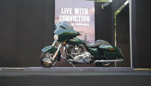 IAB Report - Harley Davidson Street Glide Special launched in India at INR 29.7 lakhs