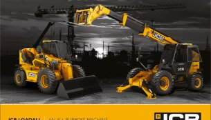 IAB Report - JCB India launches 12 new made-in-India machines