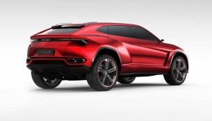 Audi CEO - Lamborghini SUV on track for a 2016 debut