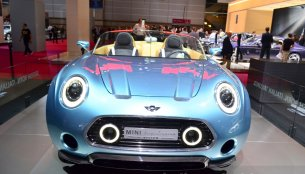 Paris Live - Mini Superleggera Vision concept