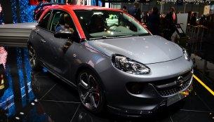 Paris Live - Opel Adam S