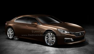 IAB Rendering - Peugeot Exalt production version