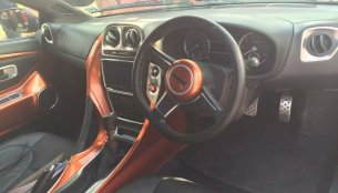 Spied - Production DC Avanti's interior revealed