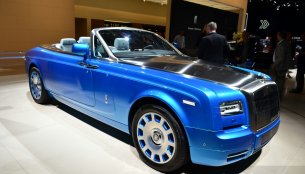 Paris Live - Rolls-Royce Phantom Drophead Coupe Waterspeed Collection