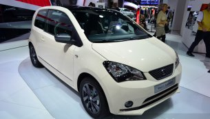 Paris Live - SEAT Mii by MANGO