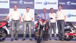 Benelli India leaves DSK Motowheels to join hands with the Mahavir Group - Report