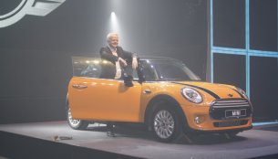 IAB Report - 2014 Mini 3-door launched at INR 31.85 lakhs [Images Updated]