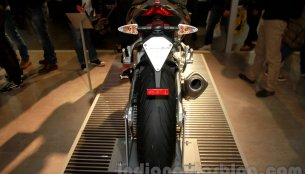 Aprilia evaluating mid-size motorcycles for India - Report