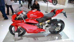 EICMA 2014 Live - Ducati 1299 Panigale
