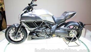 EICMA 2014 Live - Ducati Diavel Titanium
