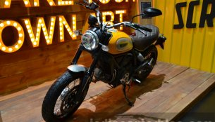 Ducati India to launch Scrambler next month - IAB Report