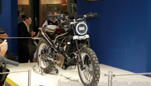Husqvarna to roll out of Bajaj's Chakan plant from 2017 - Report