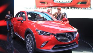 Not-for-India Mazda CX-3 compact SUV to launch in July - Malaysia