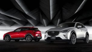 IAB Report - Mazda CX-3 compact SUV (Ford EcoSport rival) leaked ahead of debut