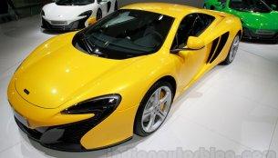 Guangzhou Live - Asia-specific McLaren 625C