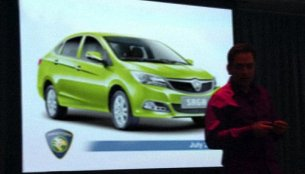 Malaysia - Proton Saga 3 gets ready to take on Honda City [Leaked]