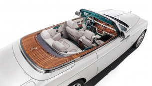 IAB Report - Rolls Royce Maharaja Phantom Drophead Coupe celebrates 'India' in Dubai