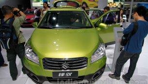 Guangzhou Live - India-bound Suzuki SX4 S Cross
