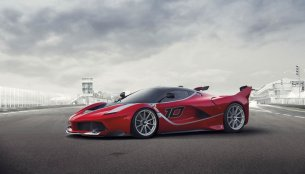 IAB Report - Ferrari's track-only FXX K announced