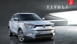 Ssangyong Tivoli revealed - IAB Report