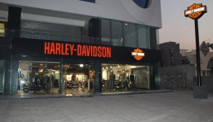 Harley-Davidson opens new dealership outlets in Surat, Bangalore - IAB Report