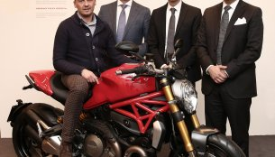 Ducati rolls out 1 millionth motorcycle from its Borgo Panigale plant - IAB report