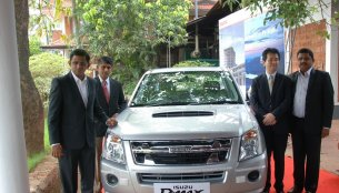 Isuzu Motors open showroom in Kozhikode - IAB Report