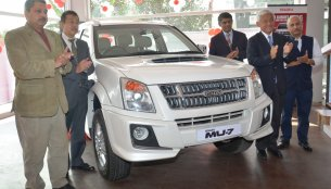 Isuzu Motors India opens new showroom in Jaipur - IAB Report