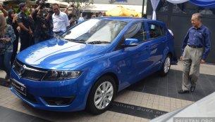 Proton Suprima S Standard launched - Malaysia