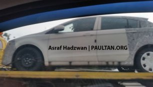 Malaysia - Proton Suprima S Standard variant spotted