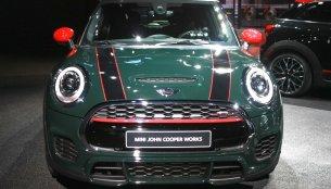 2015 NAIAS Live - 2015 Mini John Cooper Works