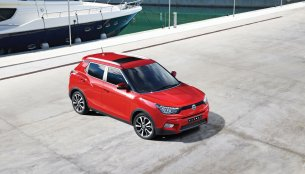 SsangYong Tivoli compact SUV set for global debut in Geneva, sales start in May - IAB Report