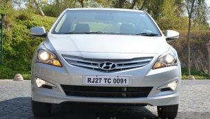 Hyundai Verna facelift diesel - First Drive Review