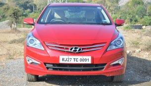 Hyundai Verna facelift petrol - First Drive Review