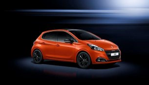 2015 Peugeot 208 (Facelift) leaks, premieres at Geneva 2015 [Update]