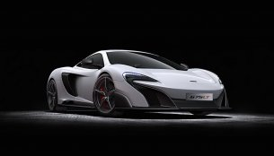 666 hp McLaren 675LT does 0-100 kph in just 2.9s - IAB Report